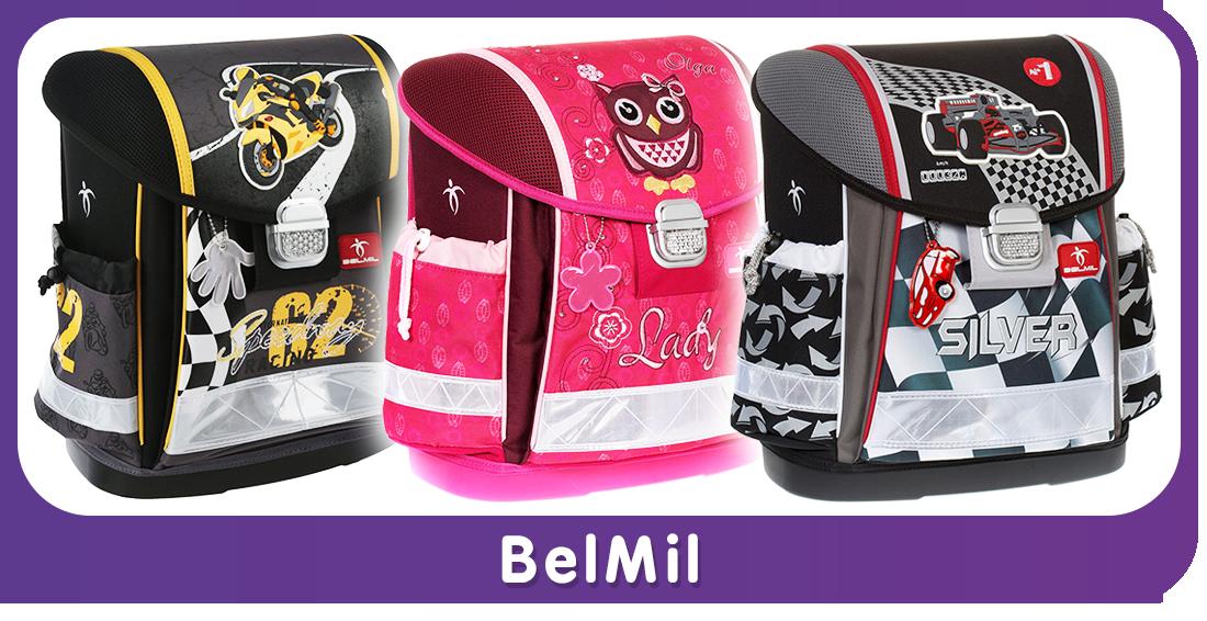 Школьные ранцы «Belmil»
