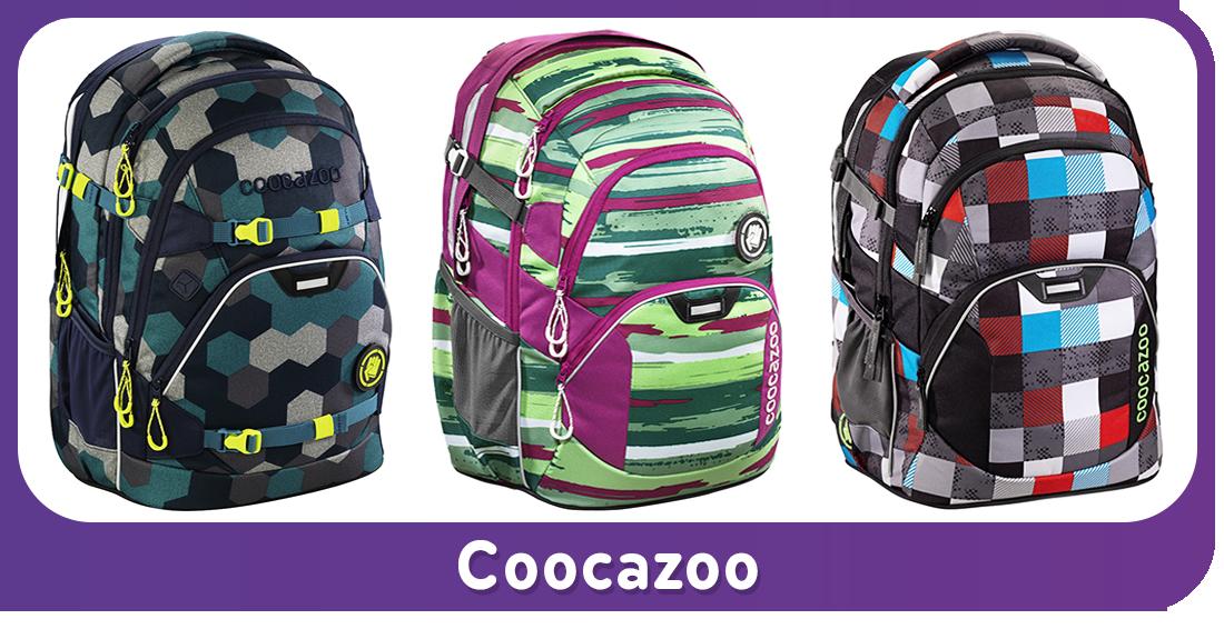 Школьные рюкзаки «Coocazoo»
