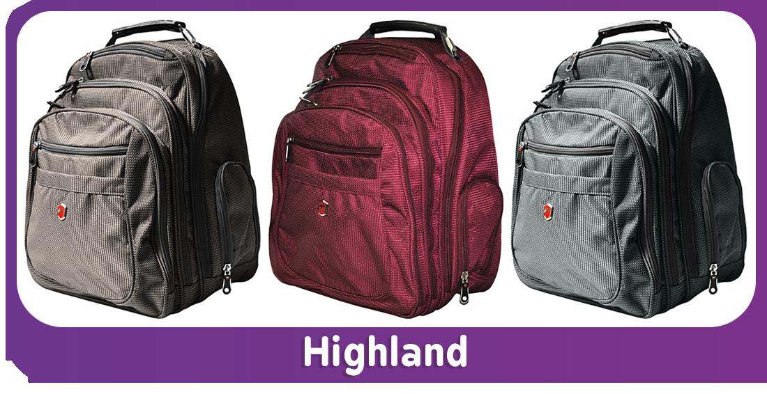 Рюкзаки «Highland»