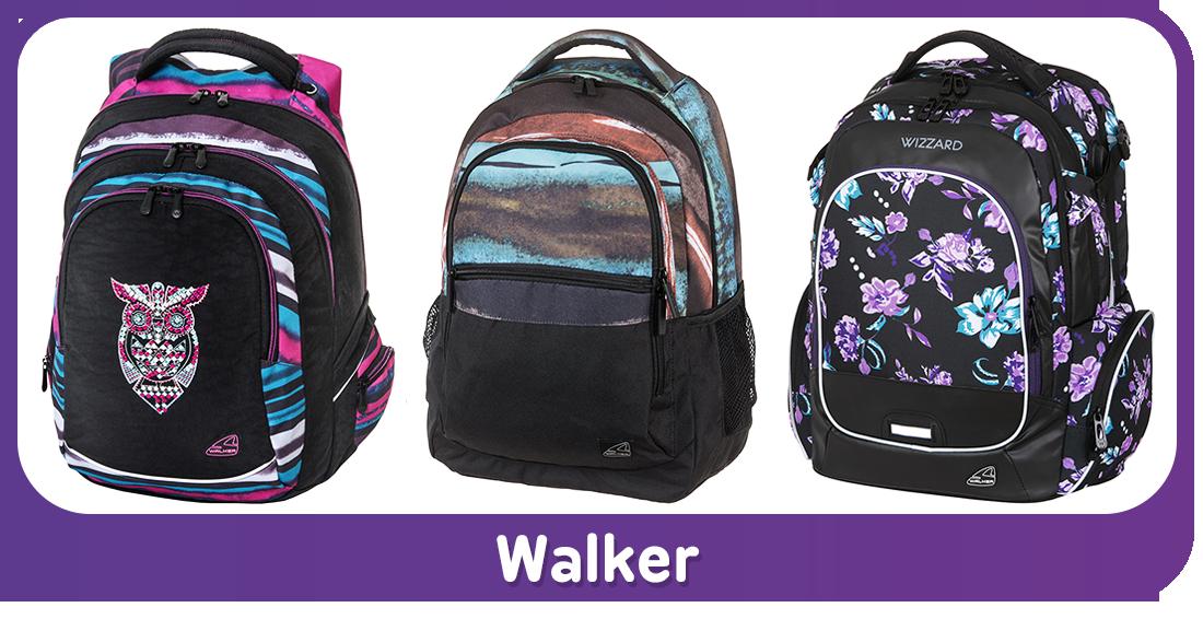 Рюкзаки для школы и города «Walker»