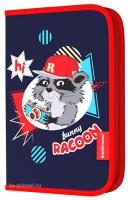 Пенал Erich Krause без наполнения - Funny Racoon