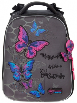 Hummingbird Teens - T103 - Happiness Is Like a Butterfly