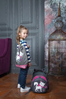 Hummingbird Kids - TK68 - I Am Princess - с мешком