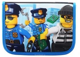 Пенал LEGO с наполнением - City - Police Chopper (20085-1835)