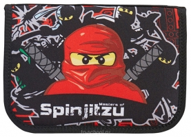 Пенал LEGO с наполнением - NINJAGO - Team Ninja (20085-1809)