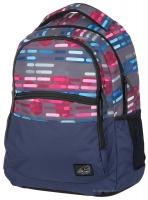 Рюкзак Walker Base Classic - Lines Blue Pink (42264/146)