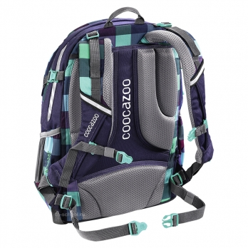 Coocazoo JobJobber2 - Green Purple District