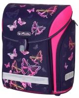 Школьный ранец Herlitz Midi - Rainbow Butterfly 2020 (50027538)