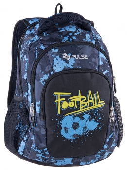 Pulse Teens - Blue Football