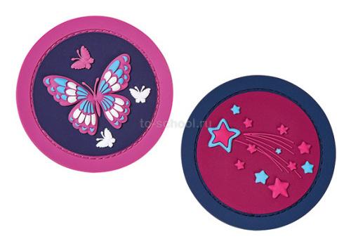 Herlitz Ultralight Plus - Butterfly - с наполнением