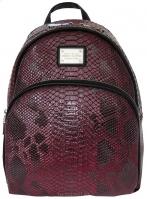 Рюкзак Elegant Quality - Бордовая рептилия (891)