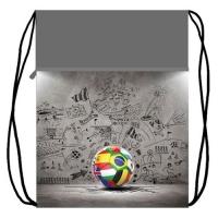 Мешок для обуви Оникс - МО-26-4 - Мировой футбол (48162)