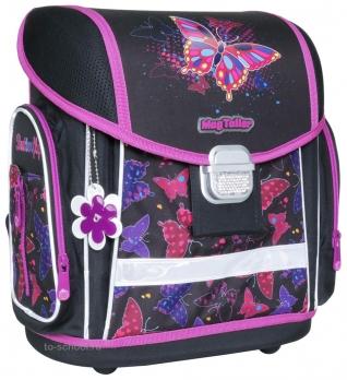 Школьный ранец MagTaller EVO - Rainbow Butterfly (20915-02)