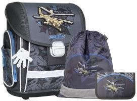 Школьный ранец MagTaller EVO - Helicopter - с наполнением (21915-05)