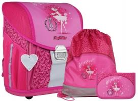 Школьный ранец MagTaller EVO Light - Ballerina Pink - с наполнением (21917-081)