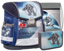 Школьный ранец Belmil Classy - Power Galaxy - с наполнением (403-13/416-set)