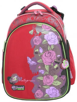 Школьный ранец Hummingbird Teens - T34 - Vintage Roses