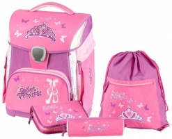 Школьный ранец Schneiders Toolbag Plus - Ballet Princess - с наполнением (78241/52)