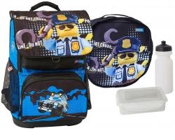 Школьный ранец LEGO Optimo - City - Police Cop (20179-2003)