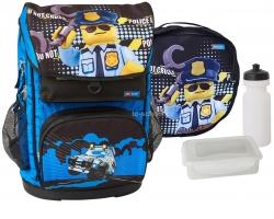 Школьный ранец LEGO Maxi - City - Police Cop (20180-2003)
