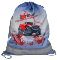 Мешок для обуви MagTaller - Monster Truck (31816-18)