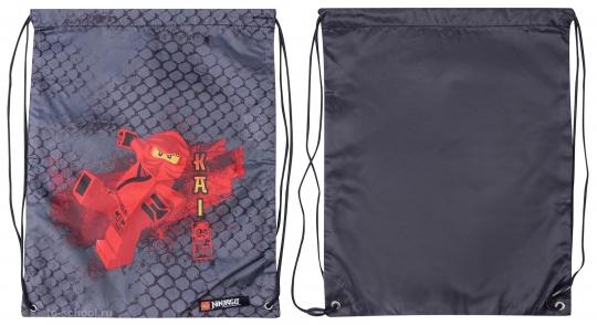 Рюкзак LEGO Freshmen - NINJAGO - Kai - с мешком