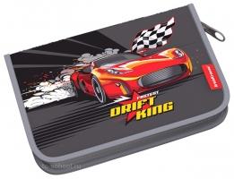 Пенал Erich Krause без наполнения - Drift King (52553)