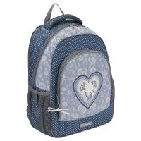 Рюкзак Erich Krause - ErgoLine 15L - Lacey Heart (51600)