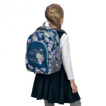 Рюкзак Erich Krause - ErgoLine 15L - Blossom - с мешком