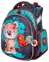 Школьный ранец Hummingbird Kids - TK78 - Sweet Bear - с мешком