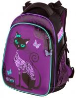 Hummingbird Teens - T71 - Purple Cat