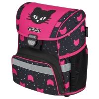 Школьный ранец Herlitz Loop - Black Cat (50032549)