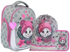 Ранец MagTaller Unni - Fashion Kitty - с наполнением (41721-50)