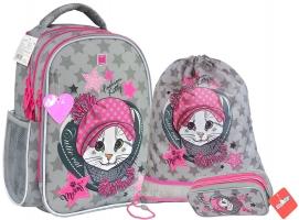Ранец MagTaller Be-Cool - Fashion Kitty - с наполнением (41019-50)