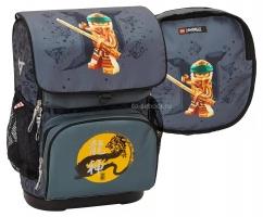 Школьный ранец LEGO Optimo - NINJAGO - Gold (20109-2102)