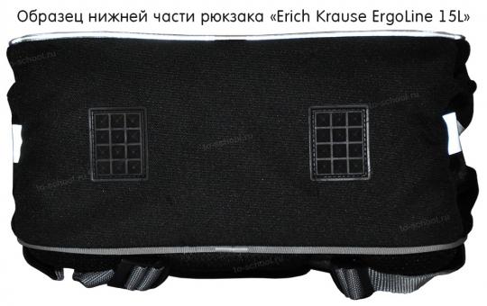 Рюкзак Erich Krause - ErgoLine 15L - Track Car - с пеналом