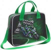 Сумка для спорта и путешествий - Erich Krause 21L - Motorbike