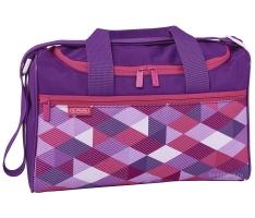 Herlitz XL - Pink Cubes