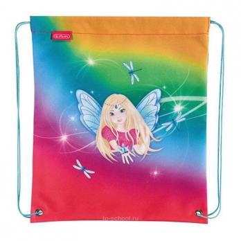 Мешок для обуви Herlitz - Rainbow Fairy