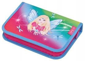 Пенал Herlitz с наполнением (31 предмет) - Rainbow Fairy